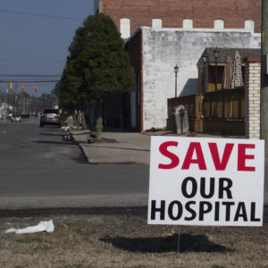 2019 was the worst year for rural hospital closures this decade, a new report finds