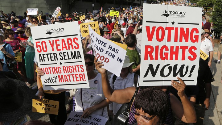 News & Observer: Another court blocks NC voter ID law, citing 'racially discriminatory intent'