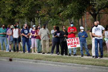 The Push to Vote Early Shows No Sign of Slowing