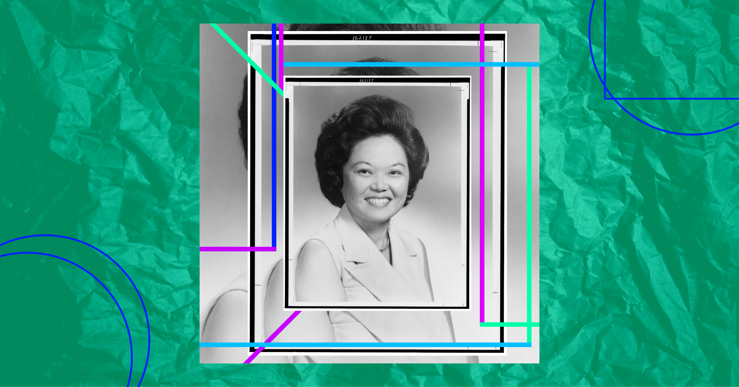 Patsy Takemoto Mink: First Woman of Color in Congress